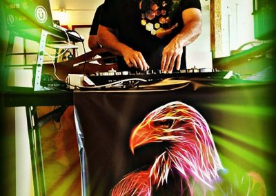 DJ Eagle One Nest Gone Green Records